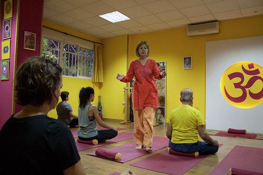 Un buen profesor de Yoga