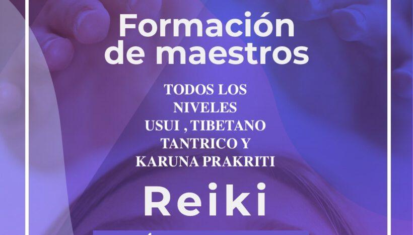 1º Nivel de Reiki y Practicas
