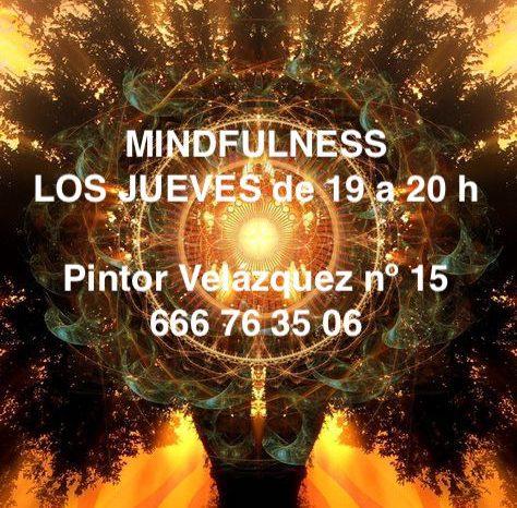 Nuevo Mindfulness semanal