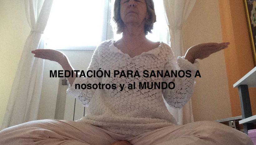 Meditación Para la Sanación