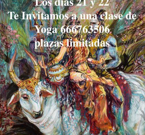 Día Internacional de Yoga Puertas Abiertas