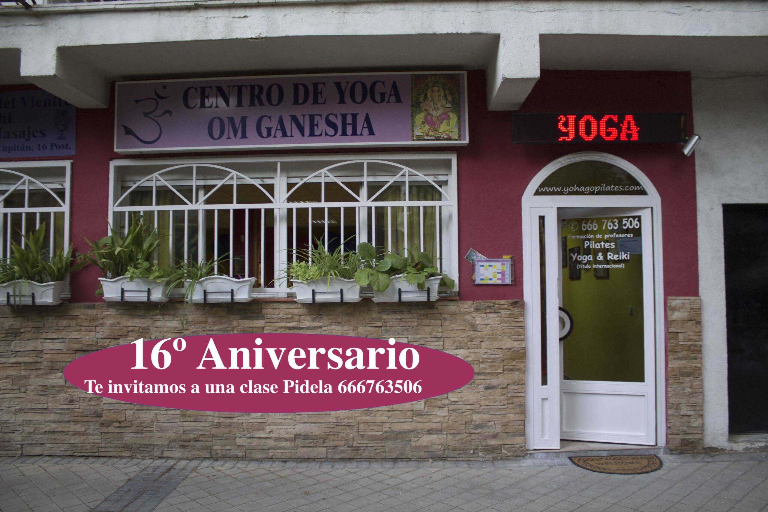 16 Aniversario