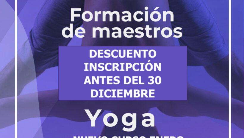 Para que hacerte profesor de Yoga
